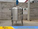 600L de acero inoxidable de mezcla de tanque 600L de vapor de cocina para cosmética