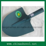 Shovel Agricultural Tool Round Point Steel Shovel and Spade