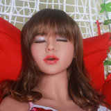 Головка куклы секса верхнего качества реалистическая для японской куклы влюбленности