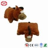 Kissen des Plüsch weiches angefülltes CER Hotsale Hundekissen-2in1