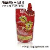 Poche comique de empaquetage Y1701 de bec de jus d'aliments pour bébés stratifiée par plastique de Daniqing