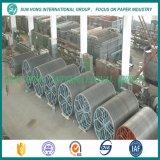 Moulage de cylindre d'acier inoxydable de pièce de fabrication de papier
