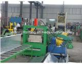 Kabel-Tellersegment-Produktionszweig mit hydraulischem Decoiler