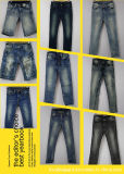 Краткости джинсовой ткани военно-морского флота горячие для девушок (GTS-01)