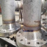 Atelier/en mer/machine sifflante de préfabrication de fabrication de boisseau pipe de construction navale