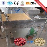 Máquina de casca molhada do amendoim da maneira
