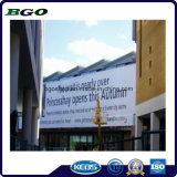 PVC網の旗の旗の立場の印刷ファブリック塀(500X1000 18X12 370g)