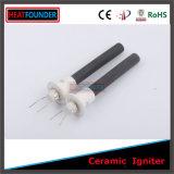 Candela di ceramica della spina di scintilla dell'elettrodo per la stufa della pallina