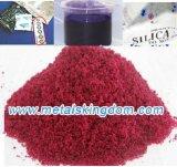 7791-13-1 fabricante del hexahidrato Cocl2.6H2O 24%Min Factury del cloruro del cobalto