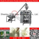 Machines verticales automatiques d'emballage de poudre de farine de blé