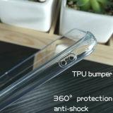Het hoge Duidelijke Harde Achter Volledige Behandelde Geval van de Telefoon TPU&PC voor iPhone 7/7 plus