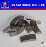 Reinforce Concrete Cutting를 위한 높은 Effciency Dimond Drill Bit Segments