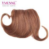 Clip de coups de nouveaux produits dans des extensions de cheveux humains