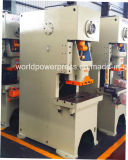 Sheet Metal Cutting Press with Pneumatic Clutch