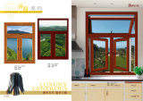 Thermal di alluminio Break Heat Insulation Window Made in Cina