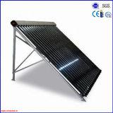 2016 aucun chauffe-eau solaire d'acier inoxydable de pression