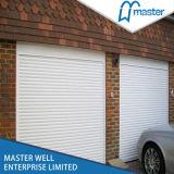 Door 높은 쪽으로 55mm Slats, Steel Roller, Steel Roller 또는 Rolling/Roll의 수직 Polyurethane Roller Shutter Industrial Doors는 Door를 올린다