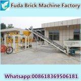 Fait dans la machine de fabrication de brique semi automatique de la colle de la Chine