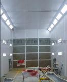 Будочка брызга тележки будочки брызга оборудования гаража высокого качества большая