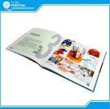 Impression polychrome de livre de grippement parfait