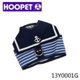 Sailor Vest pour T-shirt pour chien et vêtements pour animaux de compagnie