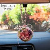 Сохраненный цветок для подарков автомобиля декоративных