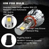 H8/H11 LED 안개 전구 (20W, 소형, 방수)