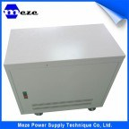 Dreiphasentransformator-Stabilisieren der spannungs-20kVA/Regler-Stromversorgung