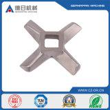 Carcaça personalizada do metal da precisão da liga de alumínio