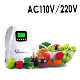 Schleife, die beweglichen Frucht-Gemüse-Sterilisator N202c des Ozon-500mg/H bearbeitet