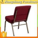 Красный стул церков ткани для сбывания