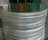 Calidad de profundidad del dibujo del círculo de aluminio 8011 para Arroceras