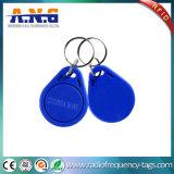 접근 제한을%s RFID 중요한 Fob가 휴대용 Hf에 의하여 RFID 표를 붙인다