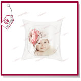 Custom Photo Print를 가진 42cm Square Sublimation Blank Pillow Cover