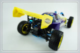 Buggy dell'automobile di 1:10 4WD RC di Hsp 30cc nitro