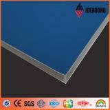 Garantia 20 de cortina da parede 0.5mm anos de alumínio ACP da espessura