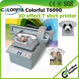 가장 새로운 Small Business Ideas T Shirt 3D Textile Inkjet Plotter Printing Machine