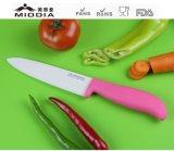 Couteau en céramique de chef de cuisine de produit de ménage en 6 pouces
