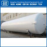 El tanque criogénico del GASERO del CO2 del argón del nitrógeno líquido