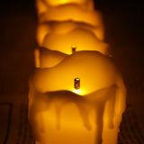 Candela a forma di della nuova di disegno della fabbrica del commercio all'ingrosso rottura LED Tealight di goccia