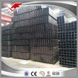 De vierkante en Rechthoekige Holle Buis van het Structurele Staal van de Sectie