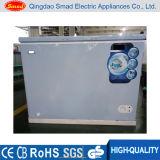 Congelador da caixa do agregado familiar com vidro de deslizamento (BD300)