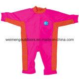 Tecido reusável do bebê da nadada, Wetsuit morno, Swimsuit da flutuabilidade. Wm038