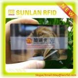 IDENTIFICATION RF personnalisée par prix Smart Card de Whoelsale S50 1k DESFire EV1 pour le billet de métro et de bus (aperçus gratuits)