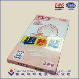 Caixa de empacotamento refrigerando da correção de programa da febre