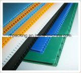 Constructeur en plastique protégé UV de feuille de protection de feuille/étage