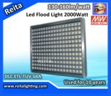 IP66 Waterproof LED Outdoor Lighting 2000W LED Light Flood