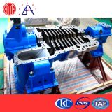 Power Supply Steam Turbine with Boiler and Generator