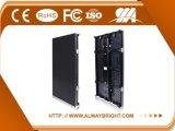 Indicador de diodo emissor de luz Rental de fundição interno do estágio da cor P3.91 cheia