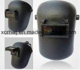 Máscara material con la lente doble, máscara del casco de la soldadura, receptor de cabeza de la soldadura, máscara de la soldadura de la cara llena de la soldadura Mask/PP de la seguridad de los PP de la soldadura